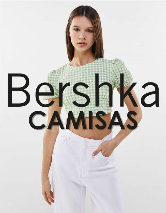 Ofertas de Bershka, Camisas