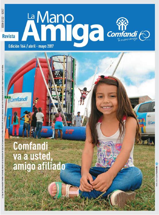 Ofertas de Supermercados Comfandi, Revista La Mano Amiga - Ed. 164