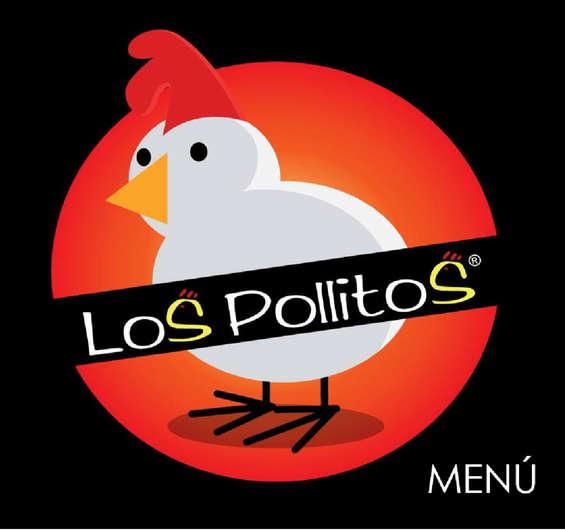 Ofertas de Los Pollitos, Menú