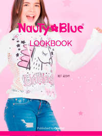 Nauty Blue lookbook