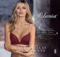 Leonisa presenta las estrellas del momento - Campaña 10 de 2017