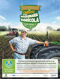 Decídase a crecer, con el crédito para máquina agrícola