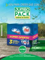Ofertas de Jumbo, Ven para creer que con Jumbo Pack siempre + ahorro