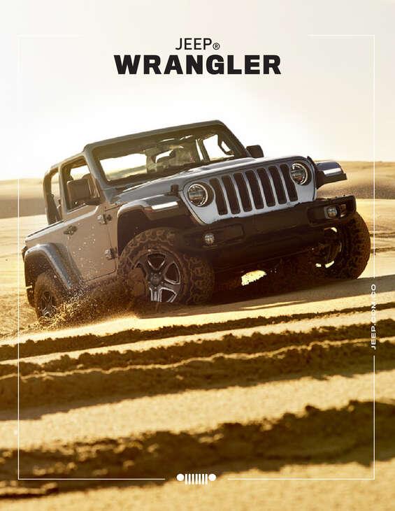 Ofertas de Jeep, Jeep Wrangler