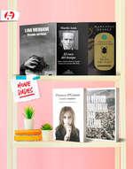 Ofertas de Librería Nacional, Novedades