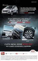 Ofertas de Kia, Kia Sportage Promoción Cuota Inicial
