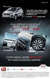 Kia Sportage Promoción Cuota Inicial