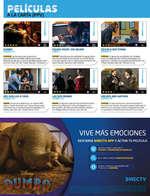 Ofertas de DirecTV, Directv Julio