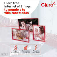 Claro_Internet of things