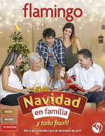 Ofertas de Flamingo, Navidad en familia y todo fiao!