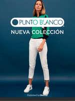 Ofertas de Punto Blanco, Punto Blanco nueva colección