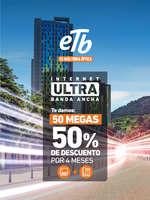 Ofertas de ETB, ETB 50 MEGAS