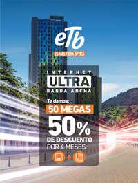 ETB 50 MEGAS