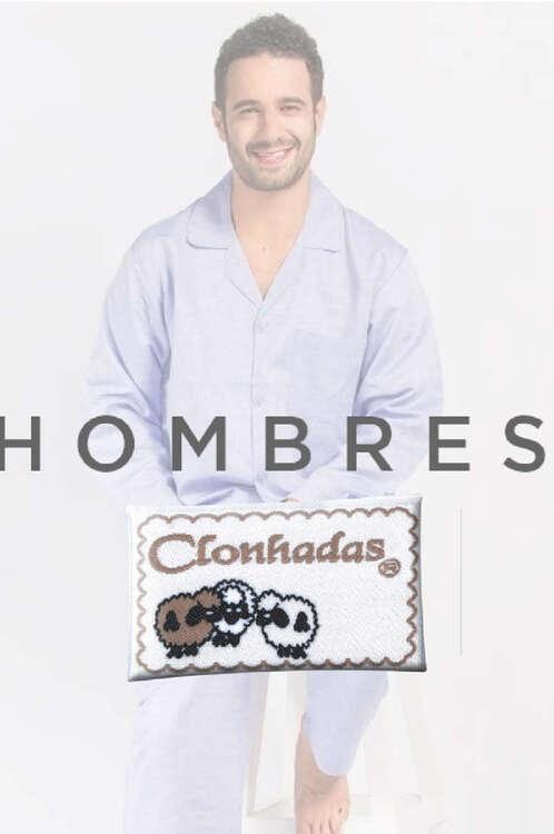 Ofertas de Clonhadas, Clonhadas Hombre