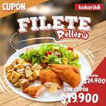 Ofertas de Kokoriko, Filete Kokoriko
