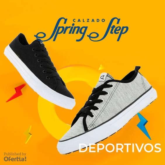 Tiendas donde comprar Guayos para fútbol sala barato en Barranquilla. Se  han encontrado 2 catálogos con ofertas. Ofertas de Spring Step fe3511489fa4f