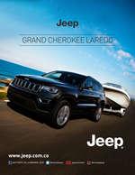 Ofertas de Jeep, Grand Cherokee Laredo Jeep