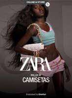 Ofertas de Zara, Camisetas Mujer