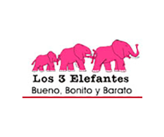 Catálogos de <span>Los Tres Elefantes</span>